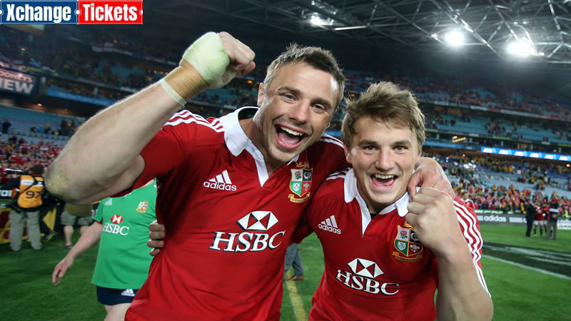British & Irish Lions tour is something surreal for both players and followers