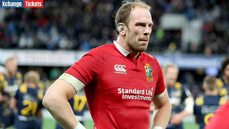 British Lions tour: Jones breaks record and trio cap milestones with scores