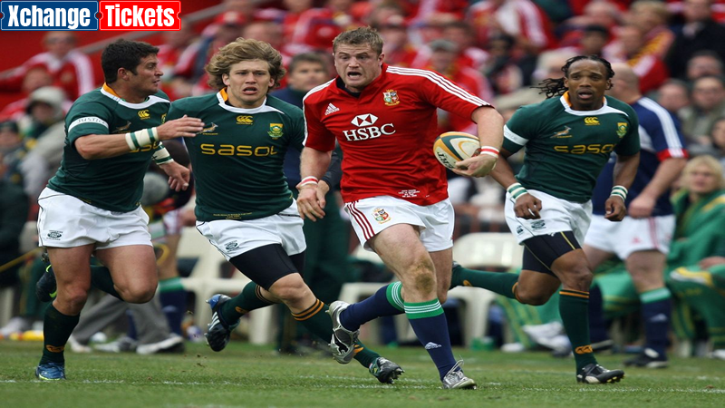 Good news and bad news for rugby fans seeking tickets to British & Irish Lions tour to SA
