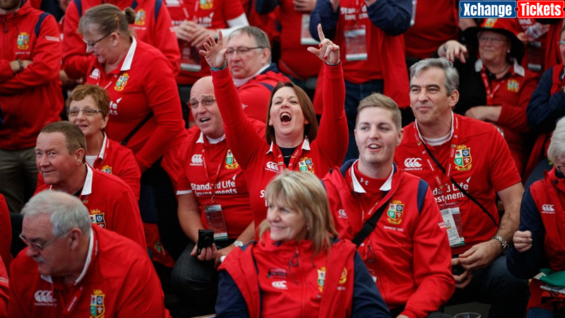 Lions tour is something surreal, for both players and fans