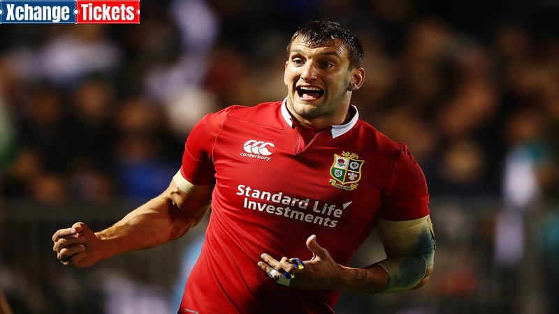 Sam Warburton selects only 2 Englishmen in his British and Irish Lions XV