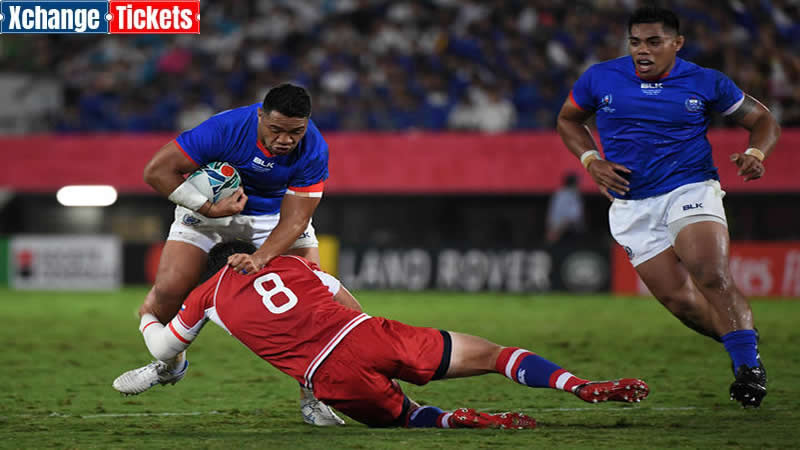 Samoa hoping COVID doesn't curtail the Rugby World Cup dream