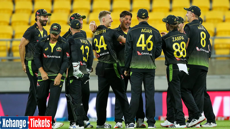 England vs West Indies Tickets - Australia has reported their 15-man crew for the impending version of the T20 World Cup which is booked to be held in the UAE
