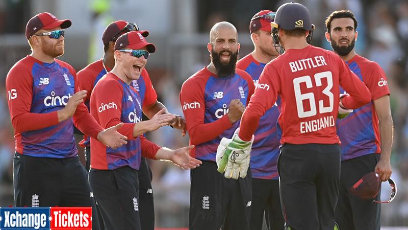 England Vs Australia Tickets - England face rehash of 2016 last on 23 October in Dubai