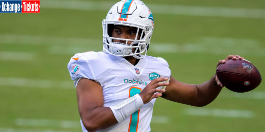 The Miami Dolphins quarterback position has been a for banter this offseason