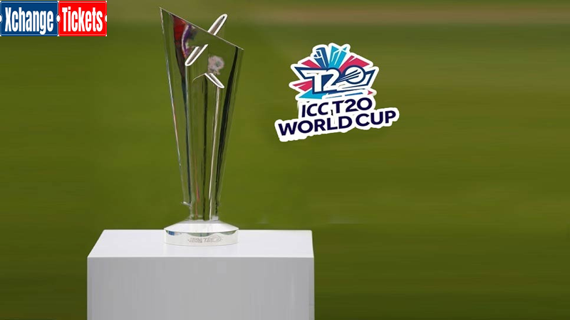 ICC T20I World Cup Trophy