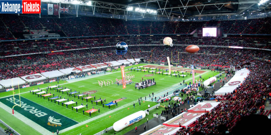 The division has made a trip across the Atlantic to mess around at Wembley Stadium for various years and will probably keep on doing as such