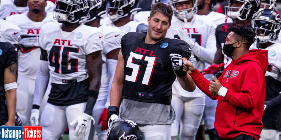 They likewise end up being five of the six longest-tenured Falcons on the list, alongside long snapper Josh Harris, who will probably be one of those turning delegates