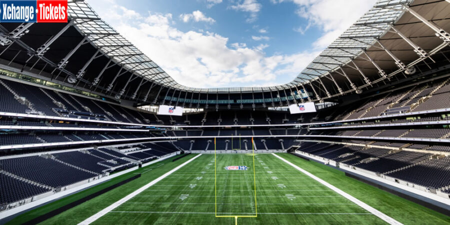 the NFL is all the more regularly known, head to London in October for where two unstable games happen at the Totten ham Hotspur Stadium.