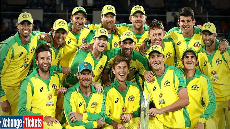 Australian Team ready once again to clinch yet another ICC Trophy