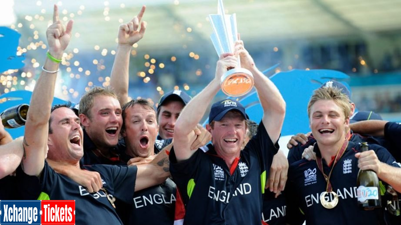 England Team eyeing to win the T20 World Cup