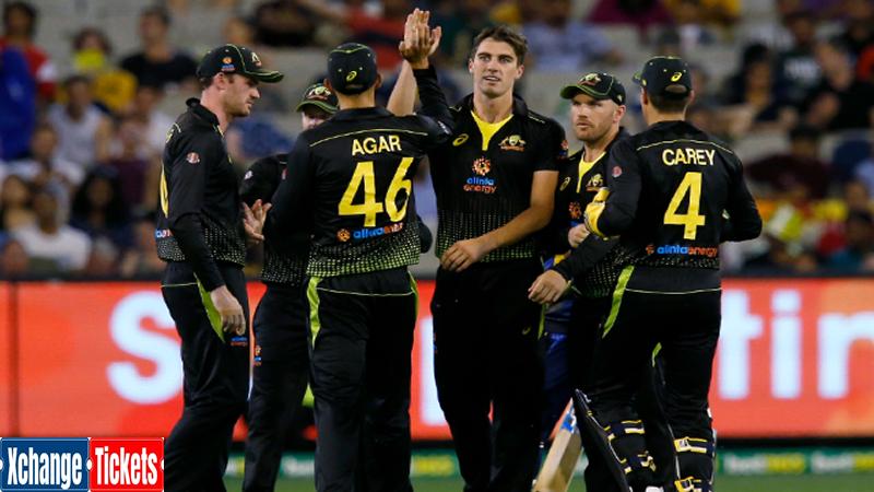 Australian Team ready to start their T20 World Cup journey