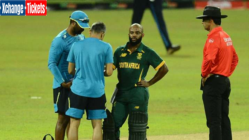 Bavuma not perfectly fit but aims at winning the Mega Event