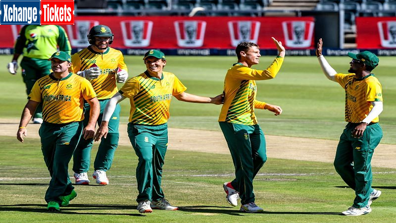 South African team led by Bavuma departs for the Main Mega Event
